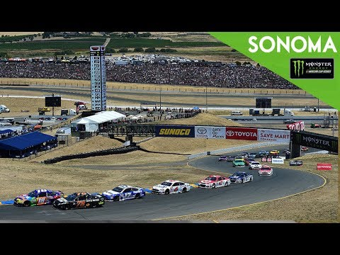 Video Monster Energy NASCAR Cup Series- Full Race -Toyota / Save Mart 350 download in MP3, 3GP, MP4, WEBM, AVI, FLV January 2017