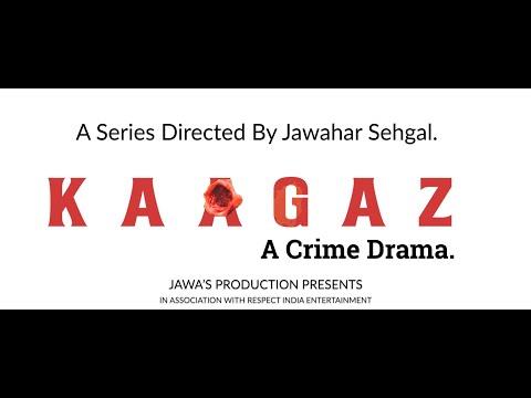 KAAGAZ | WEB SERIES | CONCEPT TRAILER |