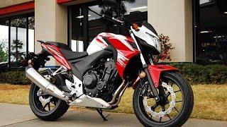 7. 2015 Honda CB500F
