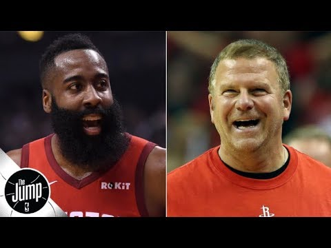 Video: Even the Rockets' owner is saying it's now or never for James Harden & Co.   The Jump