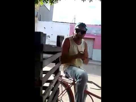 Exemplo de alegria e talento Expedito Pires de Umari, Ceará