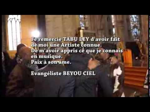 BEYOU CIEL dans BAZUA ZERO Extraits des 5 chansons