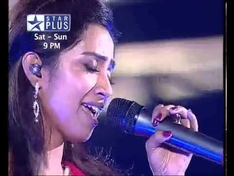 Video The Singing Beauty Star Shreya Ghosal, Music ka Maha Muqqabla   YouTube 0xfw 360p download in MP3, 3GP, MP4, WEBM, AVI, FLV January 2017