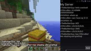MC Chat YouTube video