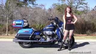 9. Used 2008 Harley Davidson Ultra Classic Electra Glide Motorcycles for sale