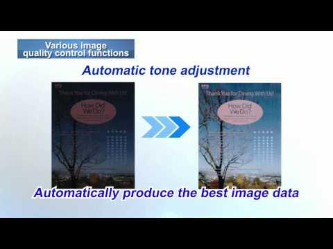 PaperStream IP: технология скани-я