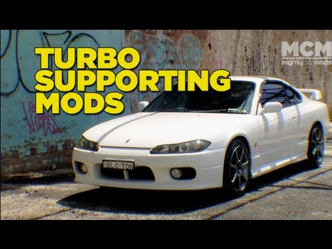 Supporting - MOOG builds up his JDM Nissan Silvia S15 in preparation for a race against Marty's Subaru RS Turbo, but will he have enough power to destroy the recently reb...
