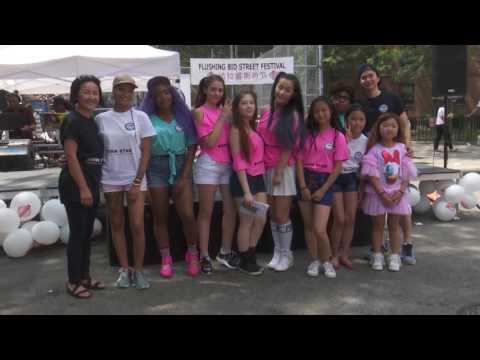 플러싱 스트리트 페스티벌 8.15.16 KBS America News