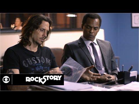 Rock Story: capítulo 173 da novela, terça, 30 de maio, na Globo