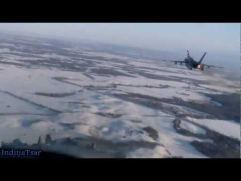 F/A-18 Hornet/Super Hornet Role...