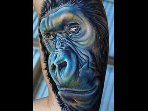 Mike DeVries PhotoRealisim Tattoo Artist
