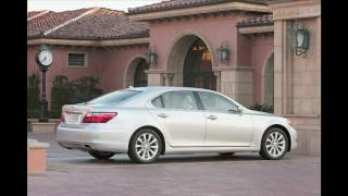 Real World Test Drive 2010 Lexus LS 460