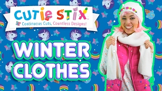 """Using Cutie Stix we make our winter clothes cuter than ever! See how in this video!DIY Winter Clothes Decorating!  Official Cutie StixFrom the makers of Orbeez and Pom Pom WowThe official YouTube channel of Cutie Stix""""Continuous Cuts, Countless Creations! Seriously Cute!""""1) Cut the stix to create beads. Use the CORING UNIT to core the beads.2) Create necklaces, bracelets, and more by using the threader.3) Show off your finished jewelry design. Be your own designer!From the makers of Orbeez and Pom Pom Wow by Maya ToysSUBSCRIBE:https://www.youtube.com/channel/UCHx4Hfo0-MpUEPRTflJjWLw?sub_confirmation=1Maya Toys 2016http://www.CutieStix.com"""