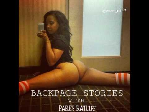 """Backpage.com"" Stories With ""Pares Ratliff"" EP.2 (The Bus)"