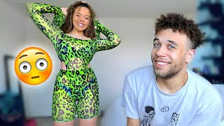 BOYFRIEND Rates My SCANDALOUS Outfits! by Krazyrayray