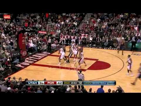 Utah Jazz 89 – Portland Trail Blazers 100