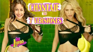 Shakira - Chantaje en 7 Estilos Musicales 🎤 7 NUEVAS VERSIONES de CHANTAJE | Maluma y Shakira full download video download mp3 download music download