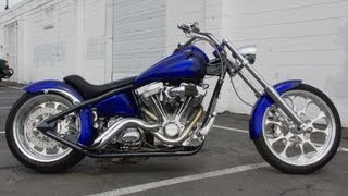 3. FOR SALE 2004 Big Dog Pitbull Anniversary Edition Pro Street Chopper Motorcycle 9,528 Miles $11,499!