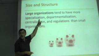 Principles Of Management - Lecture 18