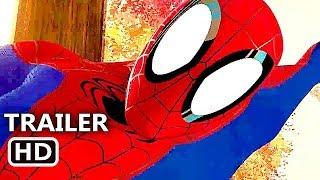 Video HOMEM-ARANHA NO ARANHAVERSO Trailer Brasileiro DUBLADO (2018) Spider-Man Filme MP3, 3GP, MP4, WEBM, AVI, FLV Juni 2018