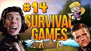 Real Life Hunger Games... Survival Games! -Part 14