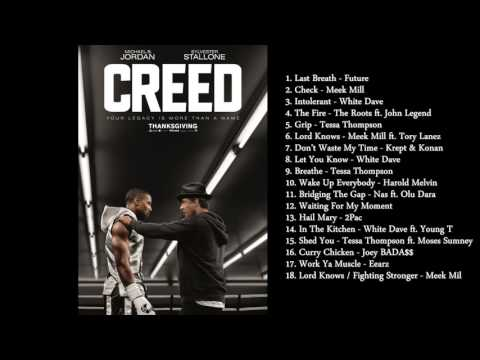 Creed - Various Artists | Soundtrack