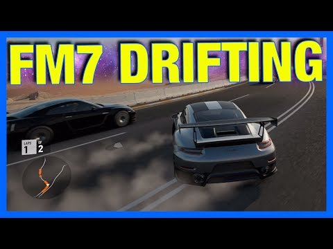 Forza Motorsport 7 Drifting Gameplay : Career Mode, Auction House & More!!