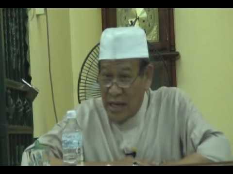 Ustaz Dato Ismail Kamus – Adab Belajar [Part 1]