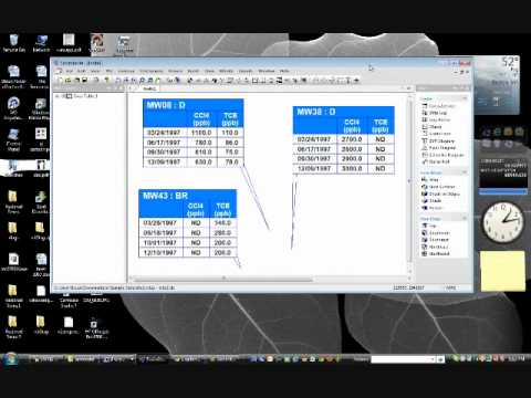 Video introduction to data tables in EnviroInsite