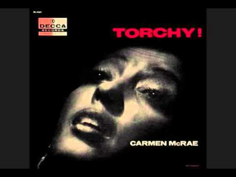 , title : 'Carmen McRae / I Don't Stand A Ghost Of A Chance With You'