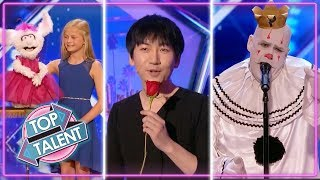 Video BEST Auditions From America's Got Talent 2017 | Top Talents MP3, 3GP, MP4, WEBM, AVI, FLV Januari 2019
