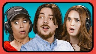 Video YouTubers React To Top 10 Trending YouTube Videos Of 2018 MP3, 3GP, MP4, WEBM, AVI, FLV Agustus 2019