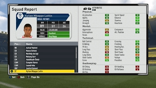 FIFA 17 Career Mode  Player Growth Test - Best High Potential...