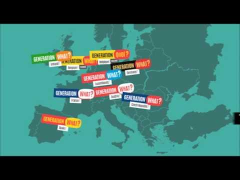 Πάρε μέρος κι εσύ στη μεγάλη διαδικτυακή ευρωπαϊκή έρευνα! #GenerationWhat