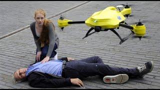 Το drone που σώζει ζωές