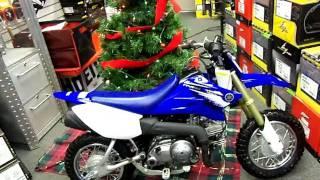 10. 2012 Yamaha TT-R50E
