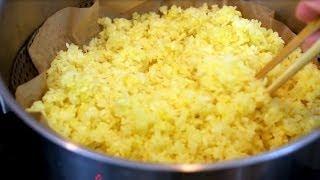 Durian Sticky Rice - Xôi Sầu Riêng