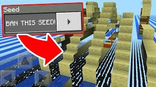 "This CRAZY EPIC Minecraft Pocket Edition Seed should be BANNED!👍 SMASH THAT ""LIKE"" button for more MINECRAFT POCKET EDITION 1.2 SEEDS!🔔SUBSCRIBE TO MY CHANNEL: https://goo.gl/ugK53fSeed: -1769469383Found By: WraithTheRebel🎧  BrainPod Earbuds: http://amzn.to/2s1P3oC👕  EPIC SHIRTS: https://goo.gl/OFqe4A👾  JOIN My DISCORD: https://discordapp.com/invite/truetrizIf you read this, comment: ""TrizDog""►FREE iTunes + Google Play Gift Cards: http://mistplay.co/TrueTriz                         Code: TRUETRIZ-------------------------------------------------------------------------------------------How to INSTALL ADDONS/TEXTURE PACKS in Minecraft Pocket Edition: https://youtu.be/lpjpfhjLjOA-------------------------------------------------------------------------------------------Follow me►  https://twitter.com/TrueTrizFollow me►  https://www.instagram.com/truetrizzy/Facebook►  https://www.facebook.com/TruetrizDISCORD► https://discordapp.com/invite/truetrizSUBSCRIBE TO MY NEW CHANNEL: https://goo.gl/E51YAc-------------------------------------------------------------------------------------------Use Code ""TRIZ"" for 10% OFF your ENTIRE purchase of GFuel! ► http://gfuel.com/What is Minecraft Pocket Edition? Minecraft: Pocket Edition is the mobile version of Minecraft developed by Mojang. *This video is kid / family friendly!TRUETRIZ is the place where your favorite Minecraft Pocket Edition Adventures! From new redstone tutorials, new mob showcases, new addon packs, and role-play Minecraft PE gameplay so make sure to subscribe to our kid-friendly channel to catch all of the crazy action!"