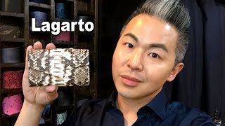 In this very special edition of Mr. Jan All In One, Steve is in Toronto, Canada for business and was able to meet up with the two founders of Lagarto Exotic Leather Goods. The Lagarto card holders and wallets are made from the highest quality leather goods and materials, they are truly amazing products. Steve interviews the two founders of the company, who have travelled the world to fine the finest materials and craftsmen to create these products. Steve also takes a moment to interview the owner Steve Yoo of King and Rook, a made to measure suit clothier where the interview and show was filmed. Lagarto Exotic Leather Goods Website:https://lagarto.ca/King and Rook, Made to Measure SuitsContact: Steve Yoohttp://www.kingandrook.ca/Steve Jan Contact Information:Facebook: https://www.facebook.com/MrJanAllInOneTwitter: https://twitter.com/MrJanAllInOneBlog: http://www.mrjanallinone.comInstagram: http://instagram.com/mrjanallinone