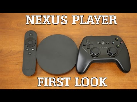 Nexus Player First Look