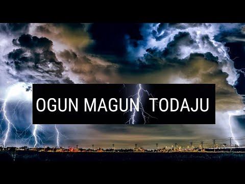 OGUN MAGUN TODAJU SERIES ONE