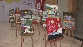 Exposição em Marília encanta visitantes