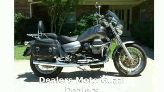 4. 2004 Moto Guzzi California Titanium - Features, Info