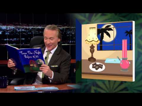Real Time with Bill Maher: 'Twas the Night Before 4/20 (HBO)