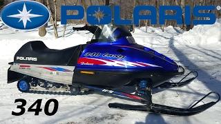 4. 1999 Polaris Indy 340 Deluxe