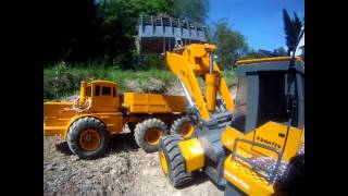 RC STRONGEST RC WHEEL LODER SCALE 1:14,5, BIG RC WHEEL LOADER