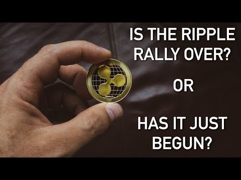 Daily Update (10/02/18) | Is the XRP rally over or just beginning? video