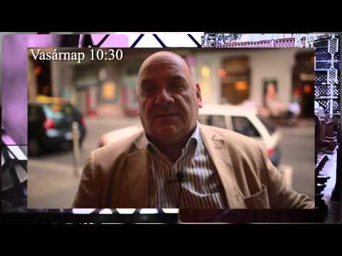 Hetiszakasz Breuer Péterrel Vasárnap -2o14.o8.24. ATV 1o.3o.