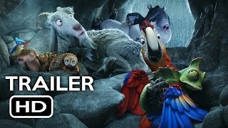 Nonton The Wild Life Official Trailer  1  2016  Robinson Crusoe Animated Movie Hd Film Subtitle Indonesia Streaming Movie Download