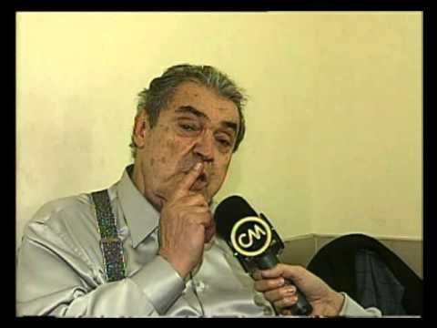 Alberto Cortez video Entrevista Argentina 2009 - Teatro Gran Rex 2009